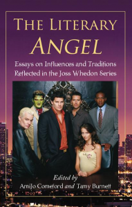 The Literary Angel Book Cover